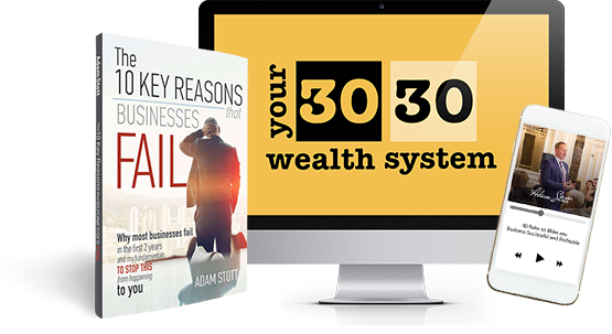 Adam Stott - 30-30 Wealth System