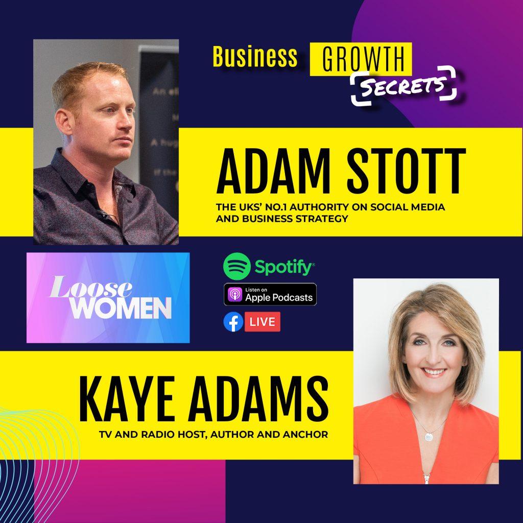 Kaye Adams Podcast