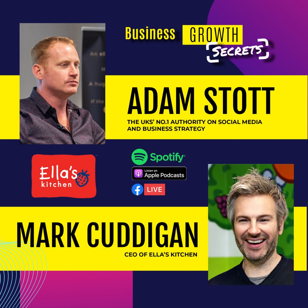Adam Stott Mark Cuddigan Podcast
